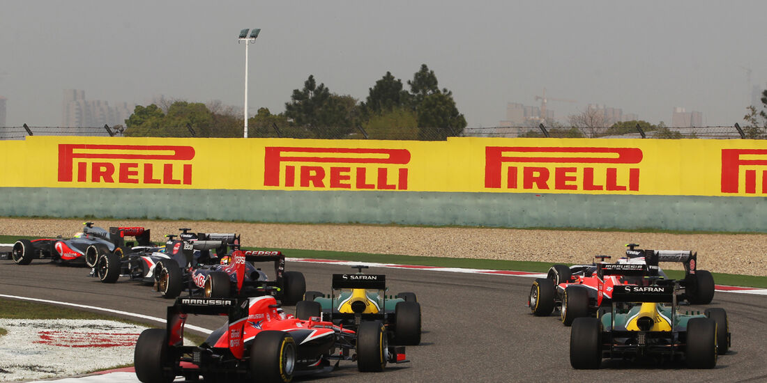Rookies GP China 2013