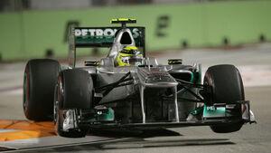 Rosberg GP Singapur 2011