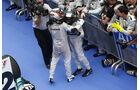 Rosberg & Hamilton - GP Malaysia 2014
