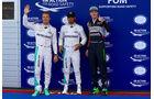 Rosberg, Hamilton & Hülkenberg - Formel 1 - GP Österreich 2016