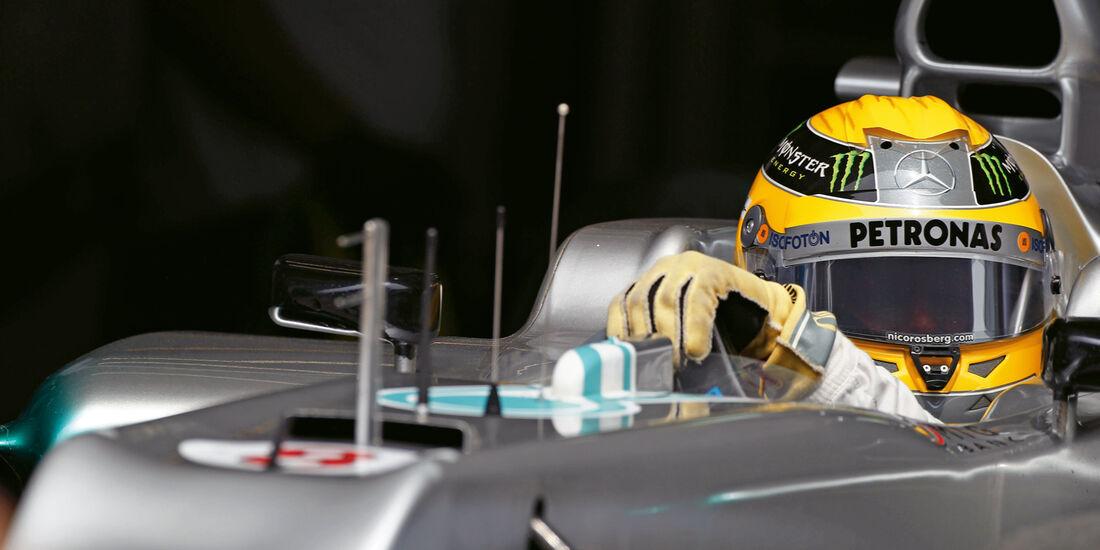 Rosberg, Helm