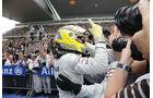 Rosberg Nico Sieg 2012 Shanghai