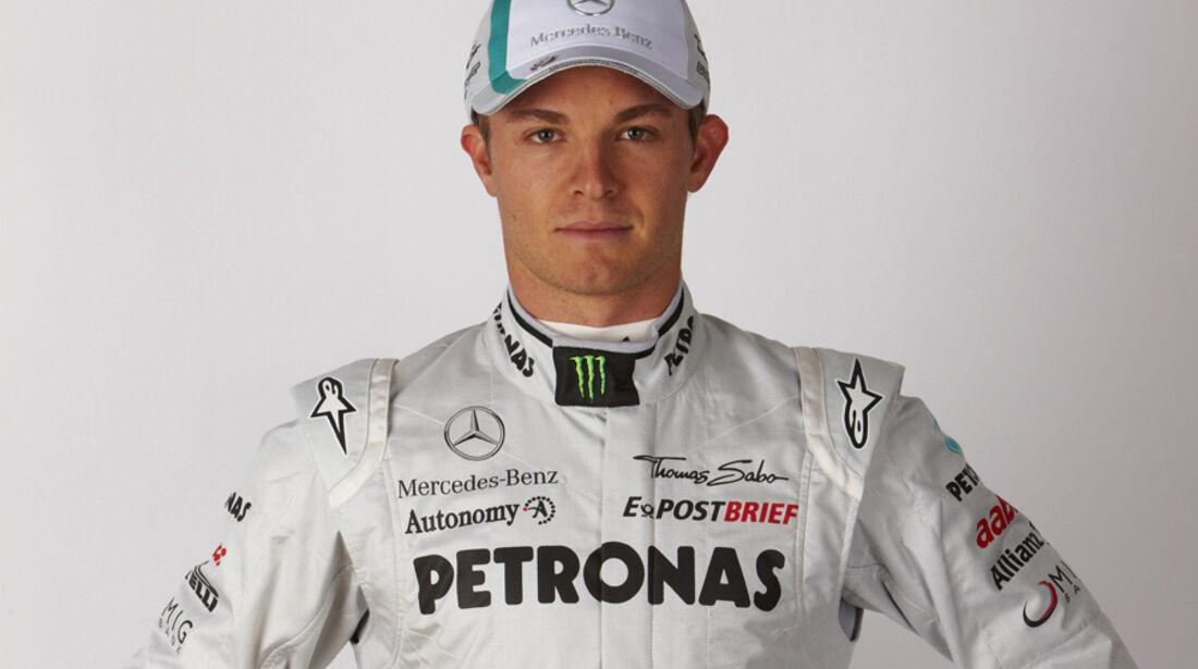 Rosberg Porträt 2011