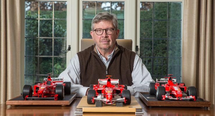 Ross Brawn - Formel 1 - 2019