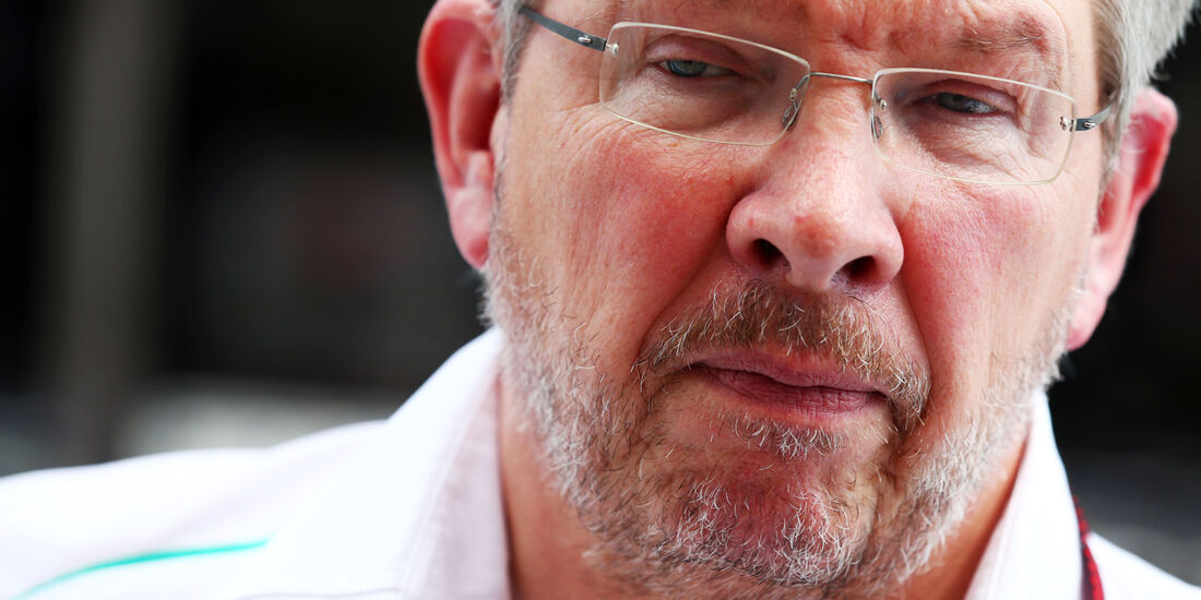 Ross Brawn - Mercedes - Formel 1 - GP Japan 2013