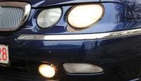 Rover 75 2.5 V6, Frontscheinwerfer