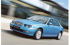 Rover 75, Frontansicht
