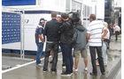 Rubens Barrichello - GP Ungarn - Formel 1 - 28.7.2011