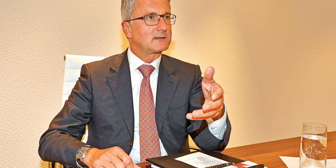 Rupert Stadler, Porträt