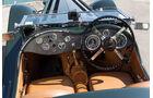 S.S. 90 Prototyp, Cockpit, Lenkrad