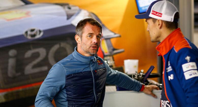 Sébastien Loeb - Hyundai - Rallye-WM