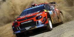 Sébastien Ogier - Citroen C3 WRC - Rallye Mexiko 2019