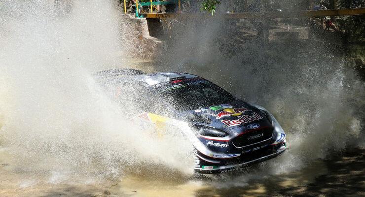 Sébastien Ogier - Rallye-WM - Mexiko 2018 - M-Sport - Ford Fiesta WRC