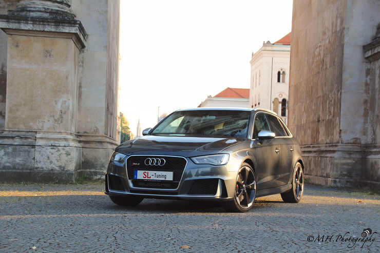SL-Tuningsolutions Audi RS3 8V, High Five