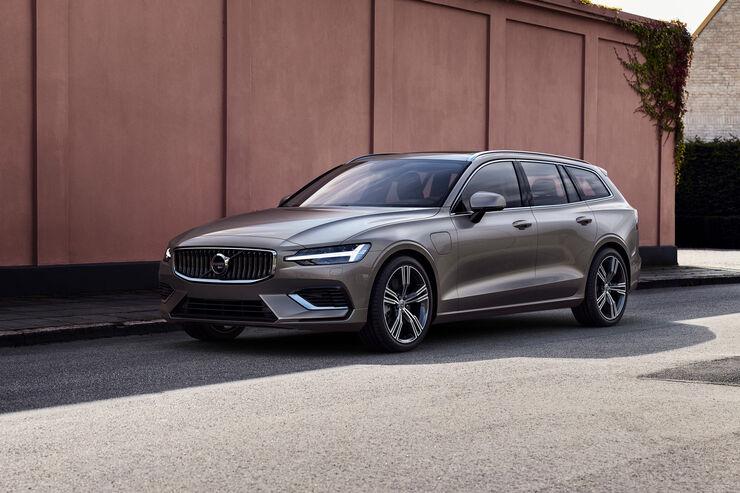 Neuer Volvo V60 2018 Bilder Preis Und Infos Auto