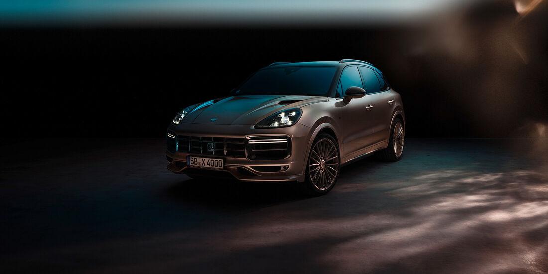 Neue Techart Veredelung Für Den Porsche Cayenne Auto Motor Und Sport