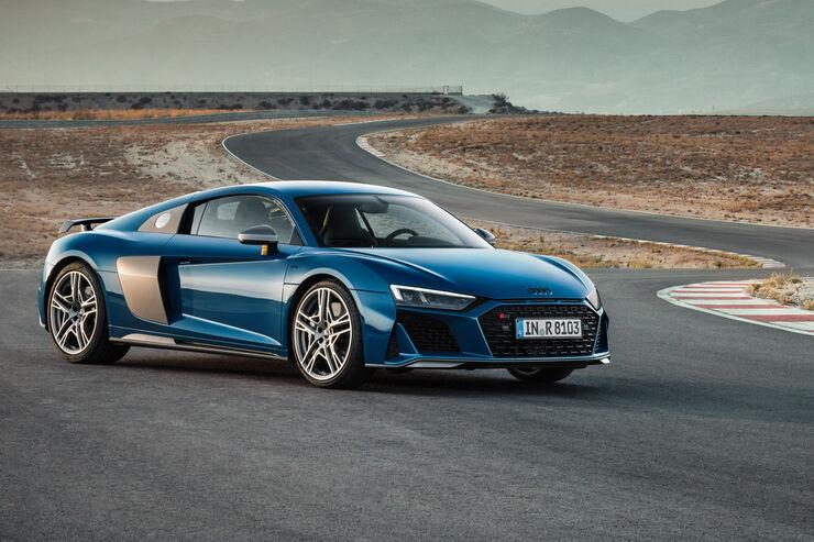 Audi R8 V10 Quattro 2019 Daten Infos Marktstart Preis Auto