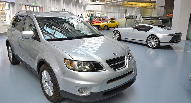 Saab 9-6x