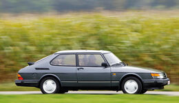 Saab 900, Frontantrieb