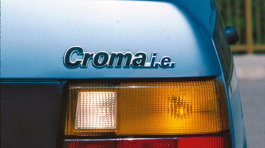 Saab 9000 CD, Typenvariante Croma ic