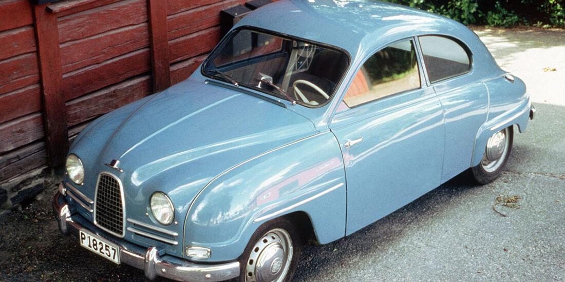 Saab 93 von 1956