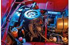 Saab 96 V4, Motor