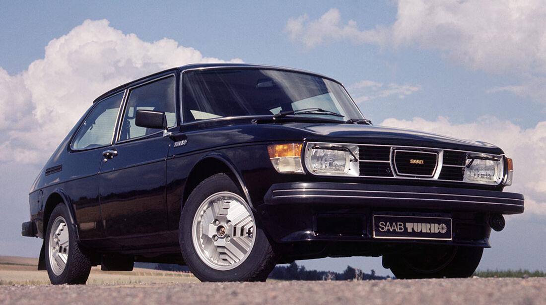 Saab 99 von 1978