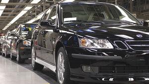 Saab Produktion 2009