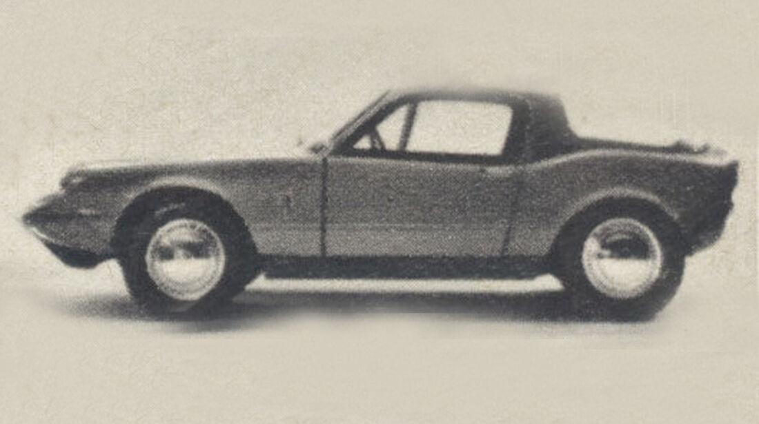Saab, Sonett, IAA 1967