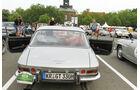 Sachsen Classic 2015, V12-Ferrari Hans Schlickum