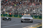 Safety-Car - Formel 1 - GP Australien 2014 - Danis Bilderkiste