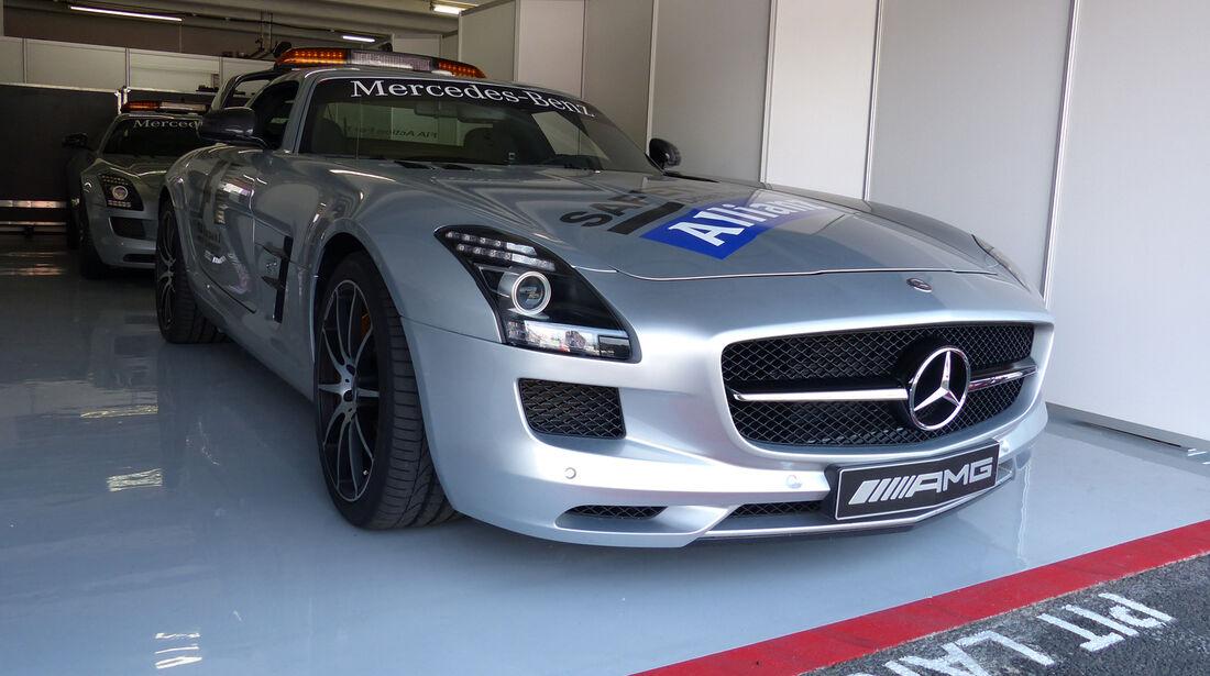Safety-Car - Formel 1 - GP Deutschland - Hockenheim - 17. Juli 2014