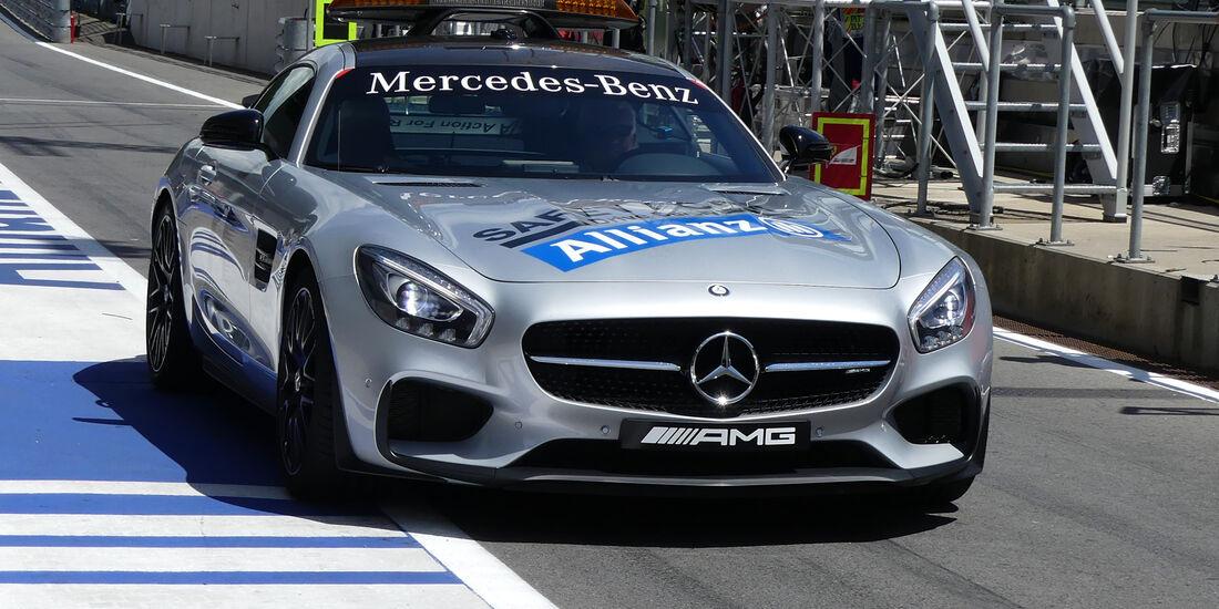 Safety-Car - Formel 1 - GP Österreich - Spielberg - 30. Juni 2016