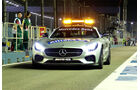 Safety-Car - Formel 1 - GP Singapur - 17. September 2015