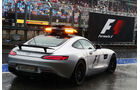 Safety Car - Formel 1 - GP Ungarn - 23. Juli 2016