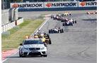 Safety-Car - Formel 3 EM - Moskau 2014