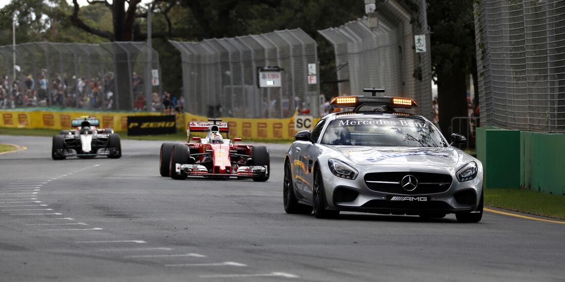 Safety-Car - GP Australien 2016