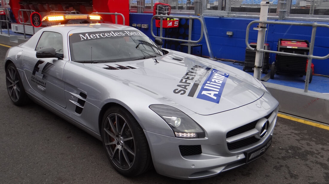 Safety-Car - GP Australien - Melbourne - 16. März 2012