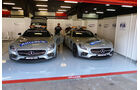 Safety Car - GP Barcelona - Formel 1 - Mittwoch - 6.5.2015