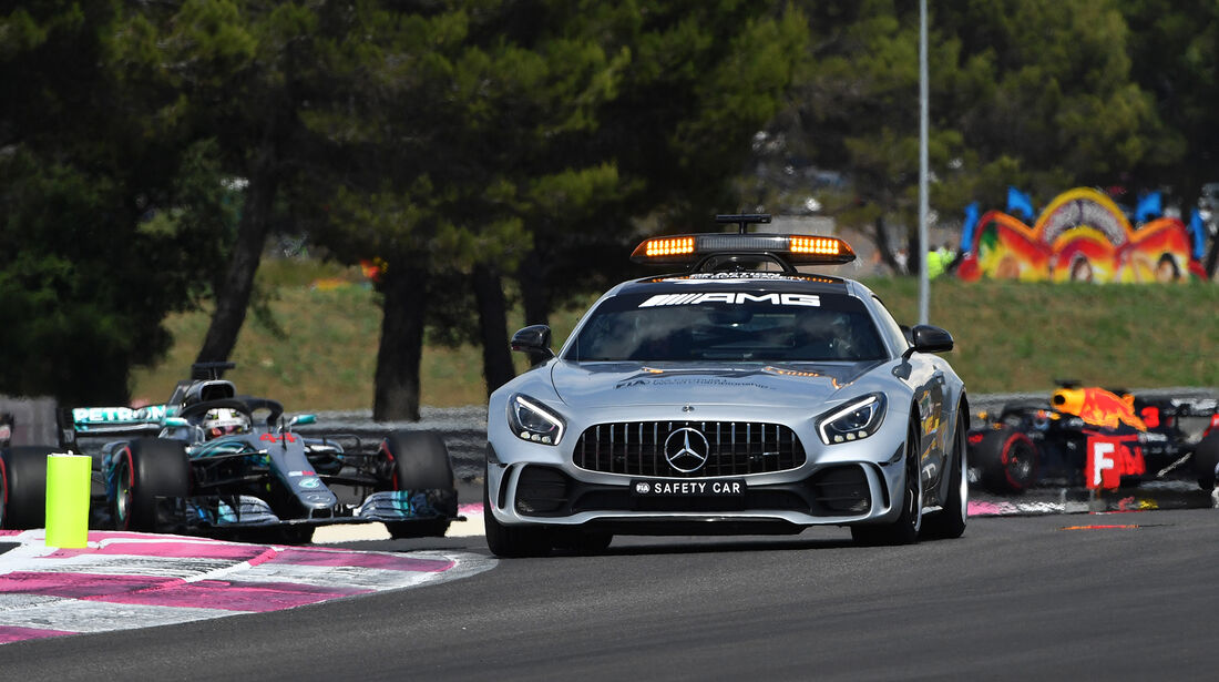 Safety-Car - GP Frankreich 2018
