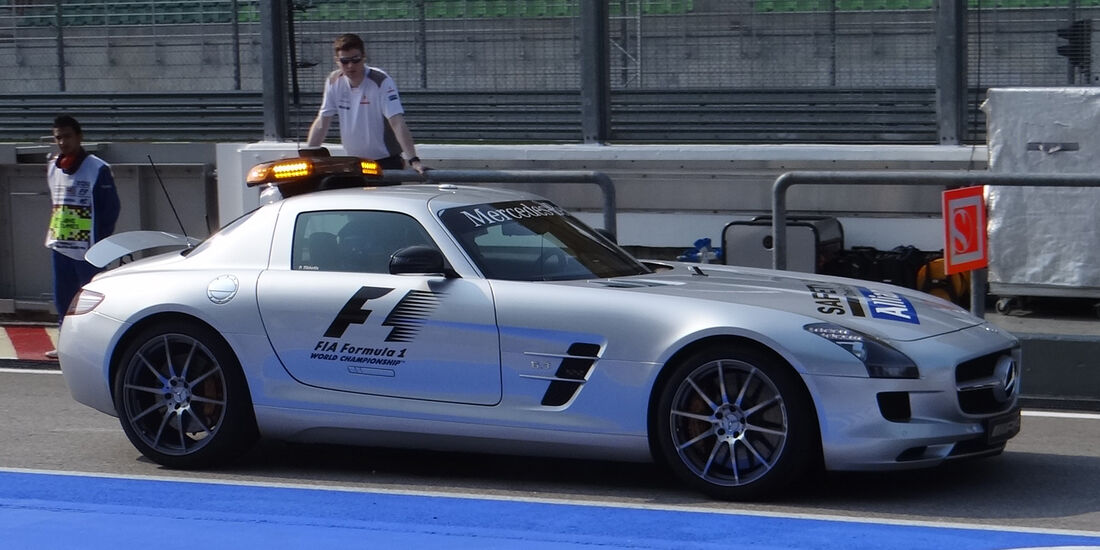 Safety-Car - GP Malaysia - Training - 23. März 2012