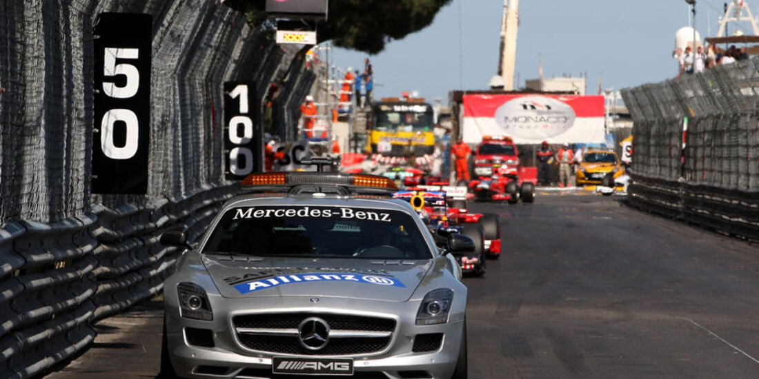 Safety-Car GP Monaco 2011