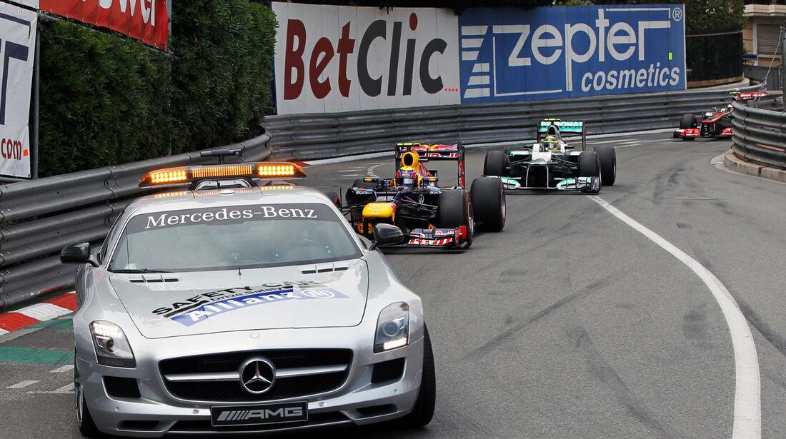 Safety-Car - GP Monaco 2012
