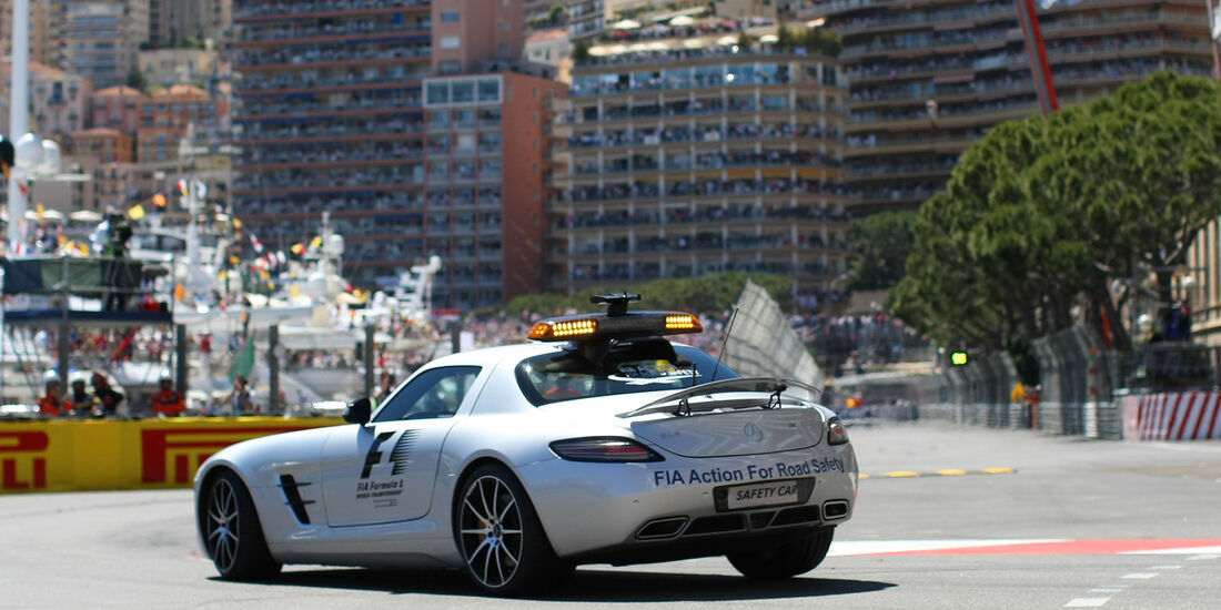 Safety-Car - GP Monaco 2013