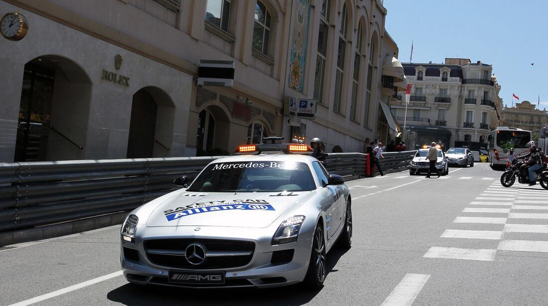 Safety-Car - GP Monaco - 23. Mai 2012