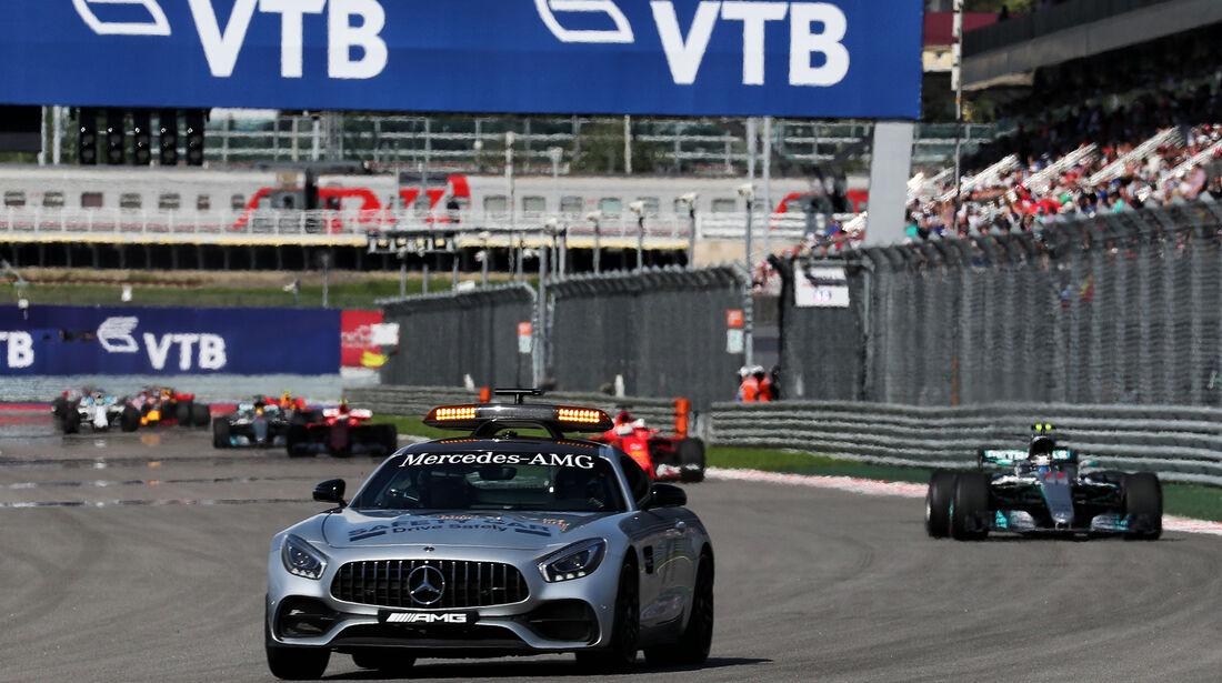 Safety-Car - GP Russland 2017