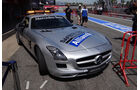 Safety-Car - GP Spanien - 10. Mai 2012