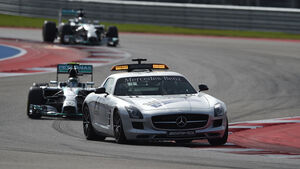 Safety-Car GP USA 2014