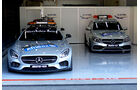 Safety-Car & Medical Car - Formel 1 - GP Belgien - Spa-Francorchamps - 20. August 2015