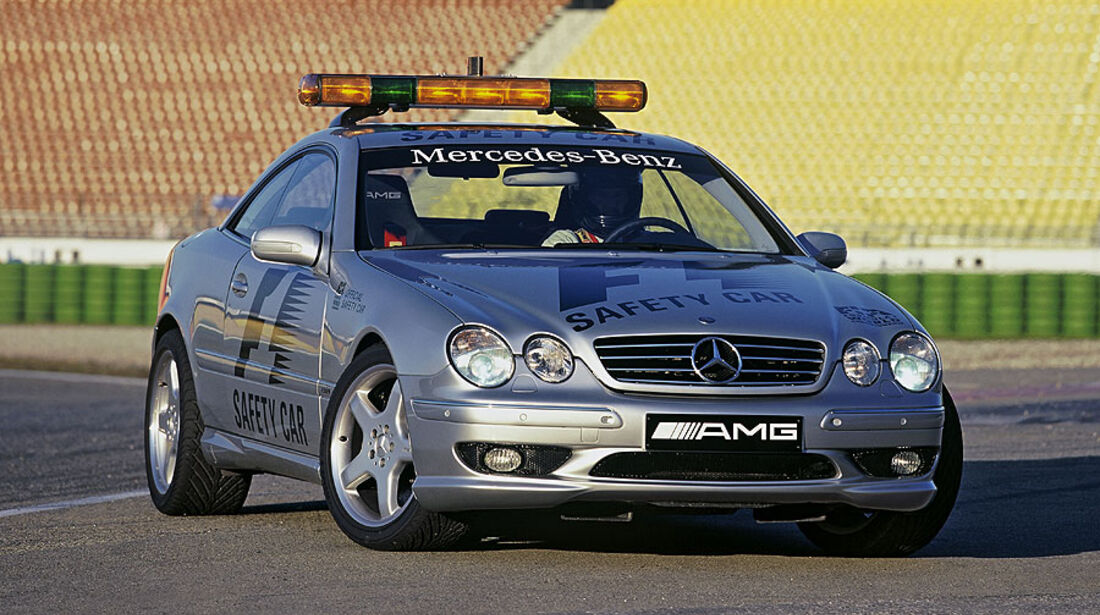 Safety Cars Mercedes